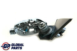 Bmw 1 Series 1 E87 Heated Wing Mirror Base Support Left Passenger Side N/s
