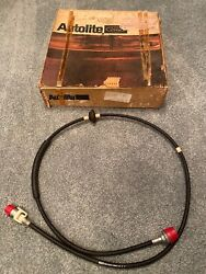 68-69 428 Cj Nos Drag Pack Speedometer Cable