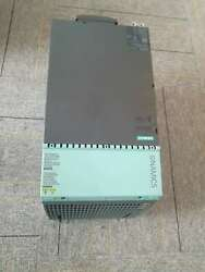 Used Siemens 6sl3130-7te25-5aa3 Power Unit 55kw Tested It In Good Conditionxr
