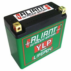 Aliant Lithium Motorcycle Bike Atv Battery Ylp18 113 X 140 X 67mm 13.2v 20ah