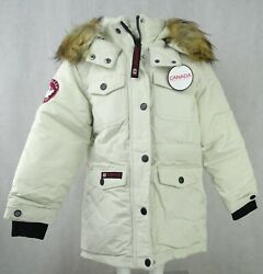 Canada Weather Gear Girls Full-zip Winter Jacket- Available In Multiple Colors