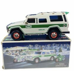 Hess Toy Truck Car Collectible Nib Box Diecast 2004 Sport Utility W/o Motorcycle