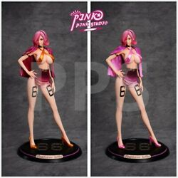 One Piece Vinsmoke Reiju Resin Figure Pink Studio Pps 1/6 Anime In Stock