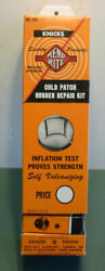 Vintage Mend-rite Tire Patch Cardboard Wall Display Empty Gas Service Station