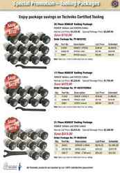 Techniks Hsk63f 25 Piece Tooling Package 12 Chucks + 12 Collets + Wrench