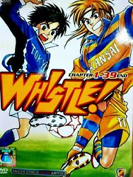 Dvd Whistle Episode 1-39 End All Region English Subtitles + Tracking Shipping
