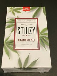 BRAND NEW AUTHENTIC STIIIZY INCLUDES FREE RED STARTER KIT
