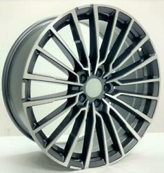 20and039and039 Wheels For Bmw 535 Gt 550 Gt Xdrive 2011 And Up 5x120 Staggered 20x8.5/10