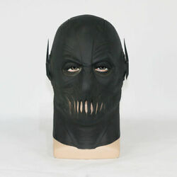The Flash 2 Mask Zoom Mask Cosplay Latex Full Face Halloween Fancy Masks Props