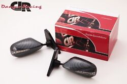 [jdm] Gt2 Mirror Led Carbon Look Mt Lh For 99-03 Ford Mustang