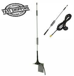 Extended Range Receiver Assembly Antenna For Gto And Mighty Mule Smart Gate Opener
