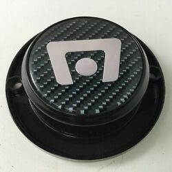 Motegi Racing Mrc65s1s1w Gloss Black Center Cap Without Outer Ring