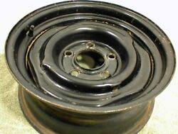 Gm Steel Rim Wheel 15x6 Jj 5x5 1970s 1980s 1990s Chevrolet Gmc Truck Van 1975