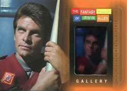 The Fantasy Worlds Of Irwin Allen Gallery Chase Card G4