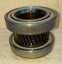 Rolls-royce M250 Power Train Helical Pinion Gear And Bearings