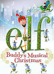 Elf Buddy's Musical Christmas By Jim Parsons, Mark Hamill, Kate Micucci, Edwar