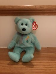 Very Rare Mint Ariel Ty Beanie Baby - Retired With Tags