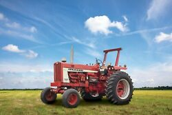 Certified Rops Only - International Tractor 706 806 966 1066 1206 1256 1466