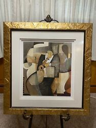 Ethan Allen Andldquojazz Greats Viandrdquo Limited Edition 115/325 Carlson Autographed Signed
