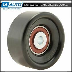 Belt Idler Or Tensioner Pulley W/ Bearing For Cadillac Chevy Ford Dodge Jeep New