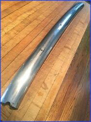 1963 1964 Ford Galaxie Or Mercury Convertible Windshield Top Ext Header Molding