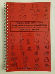 Practical Sheet Metal Layout Series Today's 40 Most Freque [6th Edition Vol. 1]