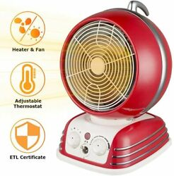 Space Heater For Office Electric Ceramic Space Heater With Thermostat Portable