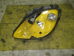 2005-2013 Chevrolet Corvette C6 Projector Headlight Lh Side For Parts Only
