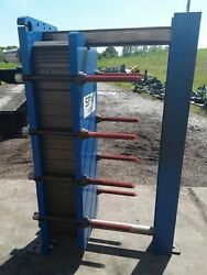 Spx Flow Technology - Apv R5 M-16 Plate Heat Exchanger Year Built 2013 Used