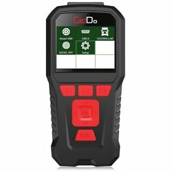 Cando 775303 Heavy Duty Code Reader With Caterpillar And Dpf New