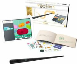 Kano Harry Potter Coding Kit Build A Wand Learn To Code Make Magic New