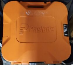 Paslode Gas Infused Nail Gun W/ Accessories