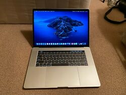 Apple Macbook Pro 15 Laptop With Touchbar And Touch Id