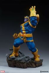 Sideshow 1/5 Scale 23 '' Thanos Classic Version 200570 Soldier Figure Collection
