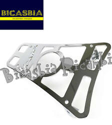 8554 - Luggage Rack Foot Board With Hole Cage Vespa 125 200 250 300 Gt Gts