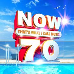 NOW That#x27;s What I Call Music Vol. 70 NEW Audio CD Free Shipping