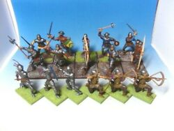 Accurate And Mpc 1/35 Painted Plastic Toy Soldiers Hundred Years War