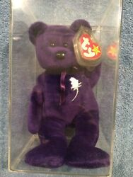 Princess Diana Ty Beanie Baby - Mint Condition