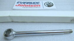 P23c Evinrude Johnson Omc 433225 Rod And Eye Assembly Oem New Factory Boat Parts