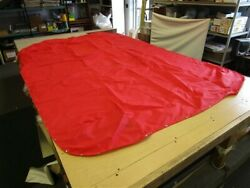 Tracker Tahoe Q4 Sf 681920-22 Cockpit Cover 2004 Red 11' X 7' Marine Boat