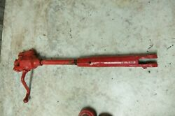 Ford Jubilee Tractor 3 Point Hitch Adjusting Adjustment Leveling Arm Rod Crank