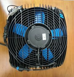 Palfinger Hydraulic Oil Cooler With Fan 12 Volt