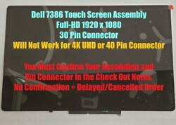 Laptop For Dell Inspiron 7386 2 in 1 LCD Screen Assembly $250.00