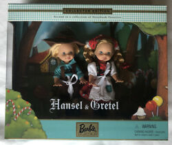 Hansel And Gretel Kelly And Tommy Dolls Barbie Collectibles Storybook Favorites