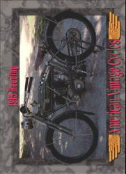 1992-93 American Vintage Cycles #171 1913 Reading