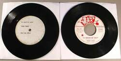 Penny Starr Dehaven 45 Rpm Acetate Band Box 372 1966