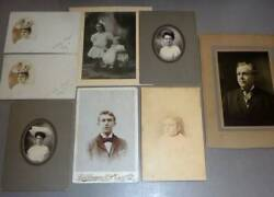 Fred M. Hayes Family Photos - Forrest Evelyn Lou Muriel Alice Maine