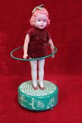 Halla Gulla Girl Doll Toy Battery Operated Old Vintage Antique Collectible Pi-12