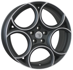 19 Inch Grecale Wheels Set - Fits Most Alfa Romeo - Oem Compatible - Italy