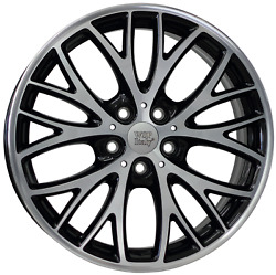 18 Inch Beijing Wheels Set - Fits Most Mini Cooper - Oem Compatible - Italy